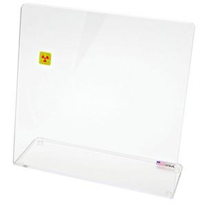 "18x12x6"" Single Angle Beta Shield"