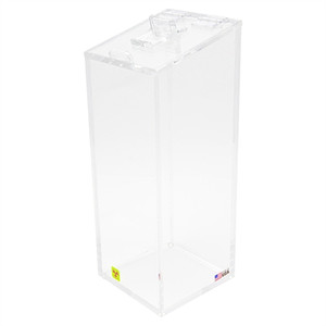 Dynalon 172724-0000 Pipette Disposal Bin, Beta Radiation Protection