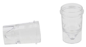 1.5mL Polystyrene Disposable Sample Cups, case/1000