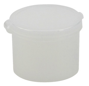 Containers, Hinged Lid 2oz, case/100