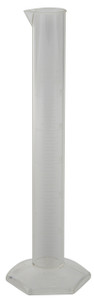 25mL Graduated PMP Cylinders, case/20