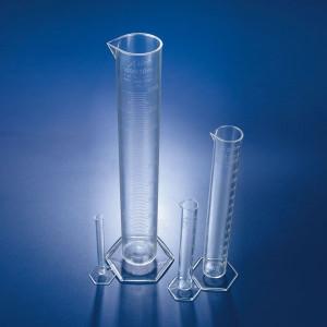 Dynalon 237775 250mL, Graduated PMP Cylinders, case/8