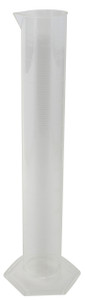 1000mL Graduated PMP Cylinders, case/4