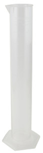 2000mL Graduated PMP Cylinders, case/4