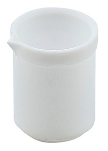Beaker with Spout, PTFE, 5mL