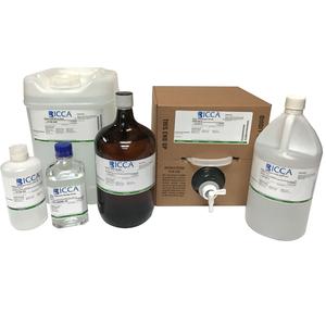 Water, ACS Reagent Grade, 4 Liter Cubitainer