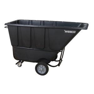 Wesco 272585 Model 1FL1250B Tilt Cart