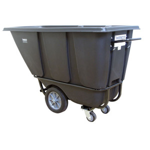 Model 1/2 Hd1400b Tilt Cart, Heavy-duty, Easy To Move And Dump