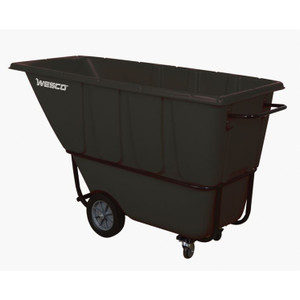 Model 1s1250b Tilt Cart, Heavy-duty and Easy To Move And Dump