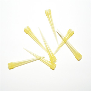 Dynalon 373205 Pipette Tips, Yellow bulk Packed, case/1000
