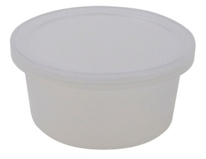 "Dynalon Containers, Disposable, 4oz (120mL) 3.2 x 1.5"", case/250"