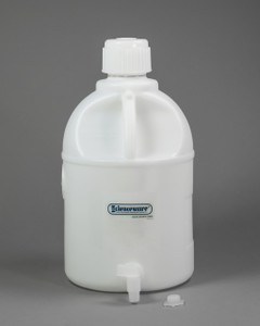 5 gal Carboy, Spigot, Handle / Polyethylene Aspirator Bottle
