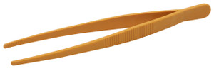 Tweezers, Yellow 180mm, case/6