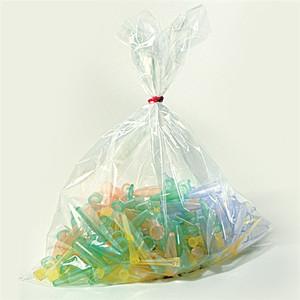 "Dynalon 626785-06 Bags, Polyethylene, 6 x 12 x.0015"", case/100"