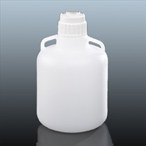 10 Liter Carboy, LDPE, cap size 83mm