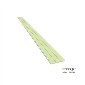 EcoGlo G3001-40 Glow in the Dark Edge Guidance Strip G3001 40 inches