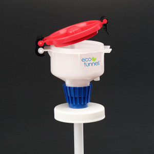"""4"""" ECO Funnel with 100mm cap adapter"""
