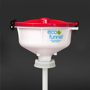 "8"" ECO Funnel with 70mm cap adapter (6TPI buttress)"