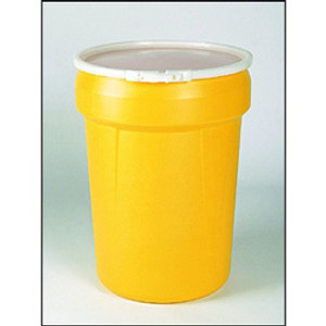 Eagle 1601 Drum Containment 30 gal Eagle Lab Pack Drum, Plastic Lever-Lock Ring