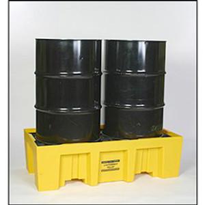 Eagle 1620 2 Drum Tall Spill Pallet, 66 gallon Sump