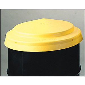 Eagle 1666 Drum Cover, Plastic, for 55 gallon Closed Head Drums, Each