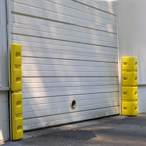 """Eagle 1725 Corner Guards Large 42"""" HDPE, Corner Protector, case/2"""