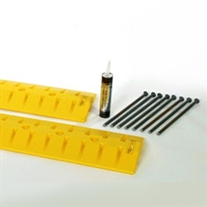 Eagle 1792KIT Anchor Kit for Speed Bumps (6 Anchors & Adhesive)