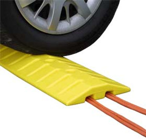 Speed Bump and Cable Crossing Kit, 9 ft.
