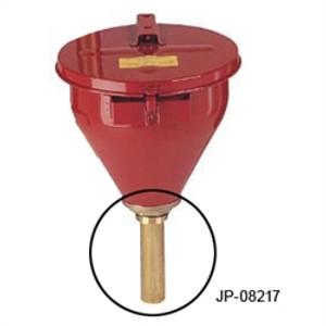 """Justrite 08217 Flame Arrestor- 6"""" for 08207"""