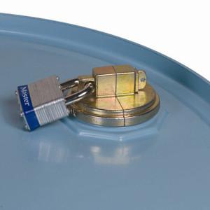 Justrite 08508 Security Drum Locks for Steel Drums, case/2