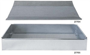Justrite 27006 Sediment Screen for Rinse Tank 27220, Size B