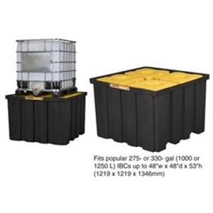 Justrite 28674 IBC Spill Pallet Containment Platform