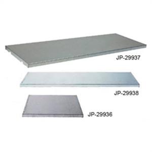 Justrite Spill Slope Shelf, Galvanized Steel for 54 gal Deep Slimline Cabinets