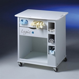 Labconco 8022000 Lab Cart, Logic Cart Mini Mobile Storage Cabinet