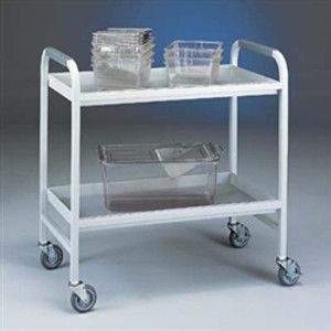 Labconco 8047500 Lab Cart, Pan Cart, Spill Control for Soiled Labware