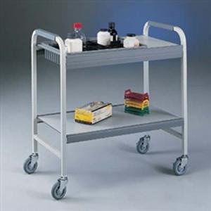 "Labconco 8068000 Replacement 4"" Bin for Flexibin Cart 8010000"