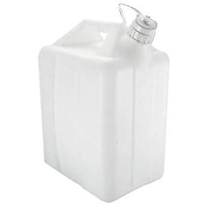 Nalgene Jerrican with PP 53B Closure, 20 Liter HDPE, case/4