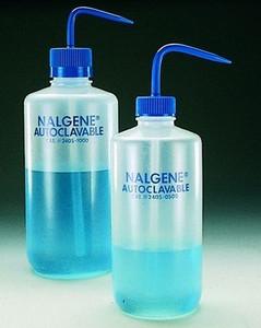 Nalgene 500mL Autoclavable Wash Bottle, Polypropylene, case/24