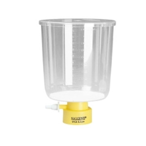 Nalgene 1000mL Rapid-Flow Bottle Top Filter 0.2um, SFCA, 45mm neck, case/12