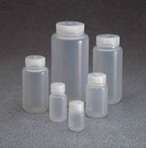 Nalgene 312105-0032 32oz, Wide Mouth Polypropylene Bottle, 63-415, case/50