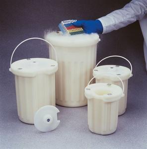 Nalgene Dewar Flask, HDPE, 4L, case/2