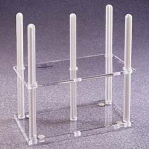 Nalgene 5921-0060 Petri Dish Rack, Polycarbonate (56) 60mm, case/2