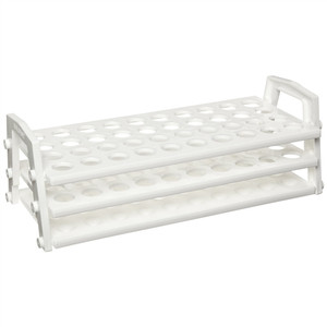 Nalgene 5929-0030 Test Tube Rack, Polycarbonate, 30mm, case/4