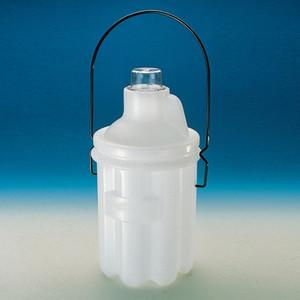 Nalgene 6501-4000 Solvent Bottle Carrier for 4 Liter Bottle, case/6