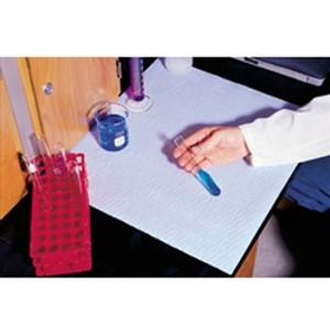 "Nalgene Absorbent Bench Liner, Versi-Dry, Super Table Mat, 18 x 40"", case/175"
