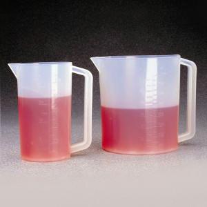Nalgene Teflon Lab Beaker with Handle, PFA, 3 Liter