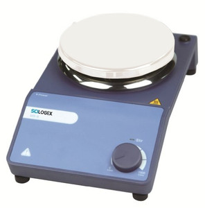 MS-S Circular Analog Magnetic Stirrer, Porcelain plate, 110V/60Hz
