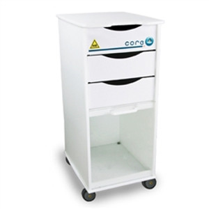 MRI Core SP Space-Saving Storage Cart
