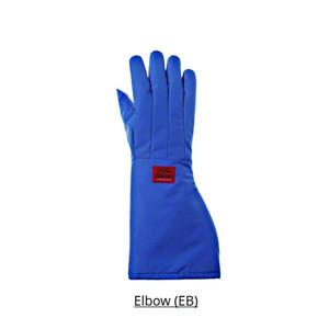 Tempshield EBLWP Waterproof Cryo-Gloves, Elbow Length, 1 Pair