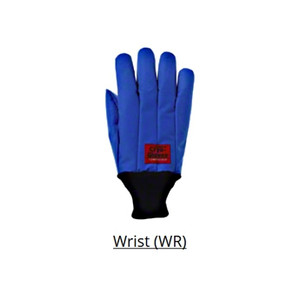 Tempshield WRLWP Waterproof Cryo-Gloves, Wrist Length, 1 Pair